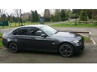 2005 BMW 3 series 320i 12m MOT - PETROL LPG LOW MILES. RUNS ON GAS. RARE MODEL....CHeap chepa cheap!