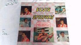 Speedway - Rare Elvis Presley LP