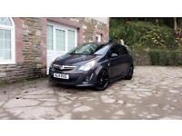 Vauxhall corsa 1.2 limited edition long mot * low mileage * immaculate condition in & out