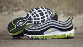 Nike Air Max '97 Neon volt black OG Japan. Sold out worldwide. Very rare