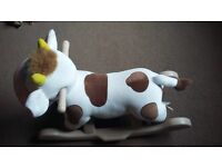 Rocking Cow is available for pickup