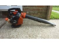 Echo petrol blower eqiv model now costs £270 see photo 2