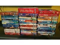 Huge Disney dvd collection