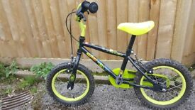 Boys bike for 4-6 years old