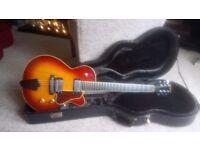 Paulman guitar , semi hollow ,extremely rare