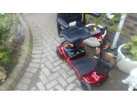 ultralite car boot mobility scooter