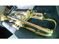 Trumpet for sale (Blessing - American-made)