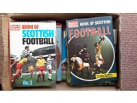 Old football annuals