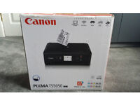 Canon TS5050 Inkjet Printer and Scanner combined