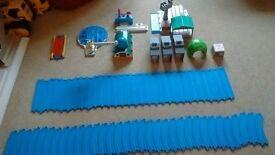 Tomy Trackmaster Thomas the Tank Engine Train Track Set
