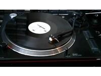 LIMIT DJ-2000SQ DIRECT DRIVE TURNTABLE
