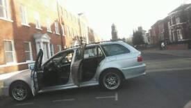 BMW E39 520i LPG GAS 11m Mot SALE OR SWAP