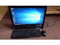 Sony VAIO intel i3 PC desktop all-in-one touchscreen, upgraded model VPCJ11M1E £250 o.n.o
