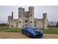 2006 Subaru Impreza WRX STI Spec D Hawkeye PPP Saloon 6 speed DCCD Widetrack
