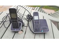 Twin BT Wireless Phones