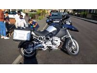 BMW R1200GS - Great Condition, Low Mileage