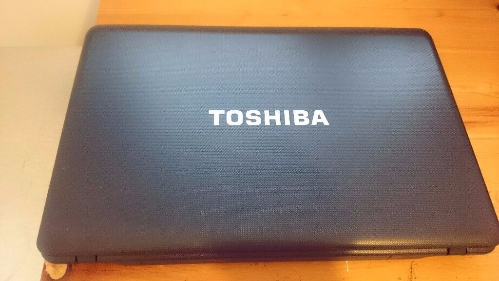 Toshiba Sat Pro C660, Core i3-M370, 2.4Ghz, 4GB Ram,320GB HDD Laptop in excellent condition