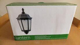 Ring Outdoor wall lantern New still in box