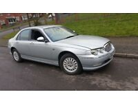 Rover 75 2002 auto petrol 2.5 excellent condition leather seats