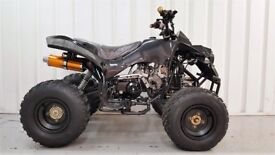 New 125cc Quad 2018 Automatic, Reverse, Disc Brakes, Free Helmet Goggles Gloves