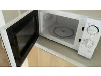 Microwave for sale - half a year old - excellent state