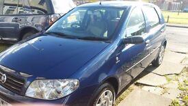 Fiat Punto Active 1.2 5 door