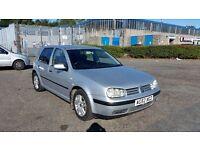 2003 (52 Reg) Volkswagen Golf 1.6 SE 5dr ��595, Mot'd til 17/12/16 & 3 Months Warranty