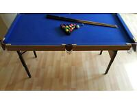 Debut Chicago Pool Table