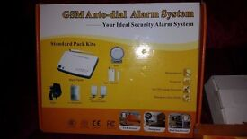 WIRELESS FULL SECURITY ALARM SYSTEM BRAND NEW BOXED. VERY GOOD ALARM LAST 1 LEFT.