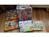 Bundles of puzzles