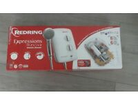redring electric shower