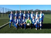 Chelmsford based Football Club looking for players