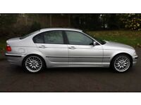 BMW 320D SE 2001 *** LOW MILEAGE***