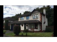4 Bedroom detatched villa,Lochardil,Inverness