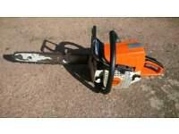 Stihl MS230 chain saw