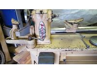 Wood Turning Lathe - Myford ML8 for sale