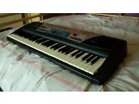 Yamaha PSR-170 | 61 Key Electronic Keyboard | Used but in Working Condition