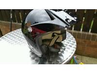 Trials helmet road legal