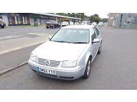 Automatic 2002 VW Bora SE 1.6 10 Month MOT Full Service History 49000 Miles Only