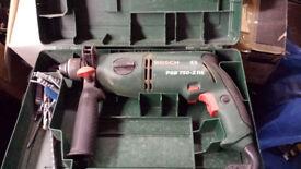 Bosch hammer drill psb750-2re