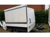Fitted Trailor for Markets, Boot Sales etc