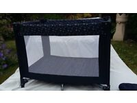 Mothercare Travel Cot. Good as New