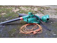 Leaf blower - Black and Decker GW250