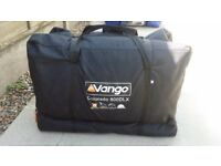 Vango Colorado 800DLX Tent for 8 PERSON IN VERY GOOD CONDITION LIKE NEW USED ONCE ONLY