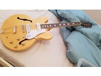 Epiphone Casino Natural Mint Condition