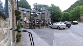 Team member Ladybower Inn