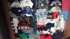 Bundle of Baby Boy 12-18 Month Clothes
