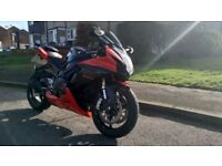 Suzuki GSX-R 750 Great Condition, Low Millage
