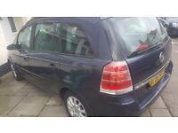 Vauxhall Zafira,urgent 950 pounds