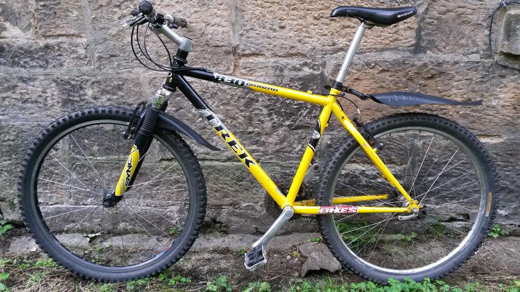 Trek 830 Mountain Bike In Edinburgh City Centre Edinburgh Gumtree